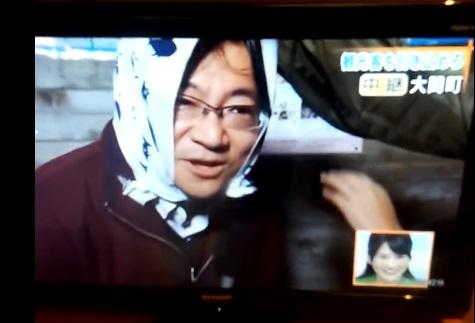 本番の永松さん