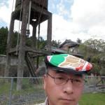 伊勢奥津駅・SL時代の給水塔