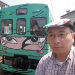 伊賀鉄道 もちろん乗車